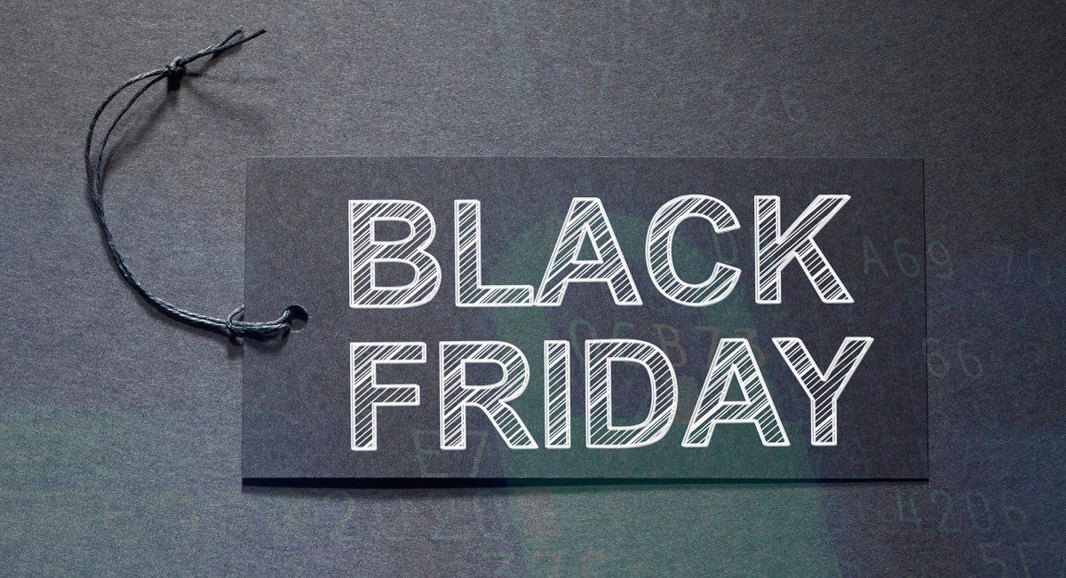 Black Friday and Cyber Monday are peak days for financial phishing attacks
